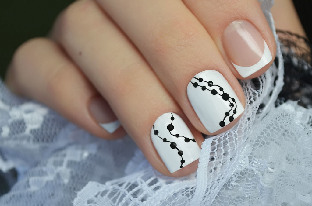 Subtlety and Elegant Nails. Designs for Special Occasions.