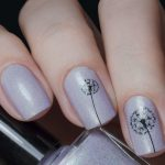 Pictorial Nail Art.