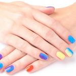 Colorful Nail Designs.