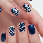 Bespoke design for fingernails.