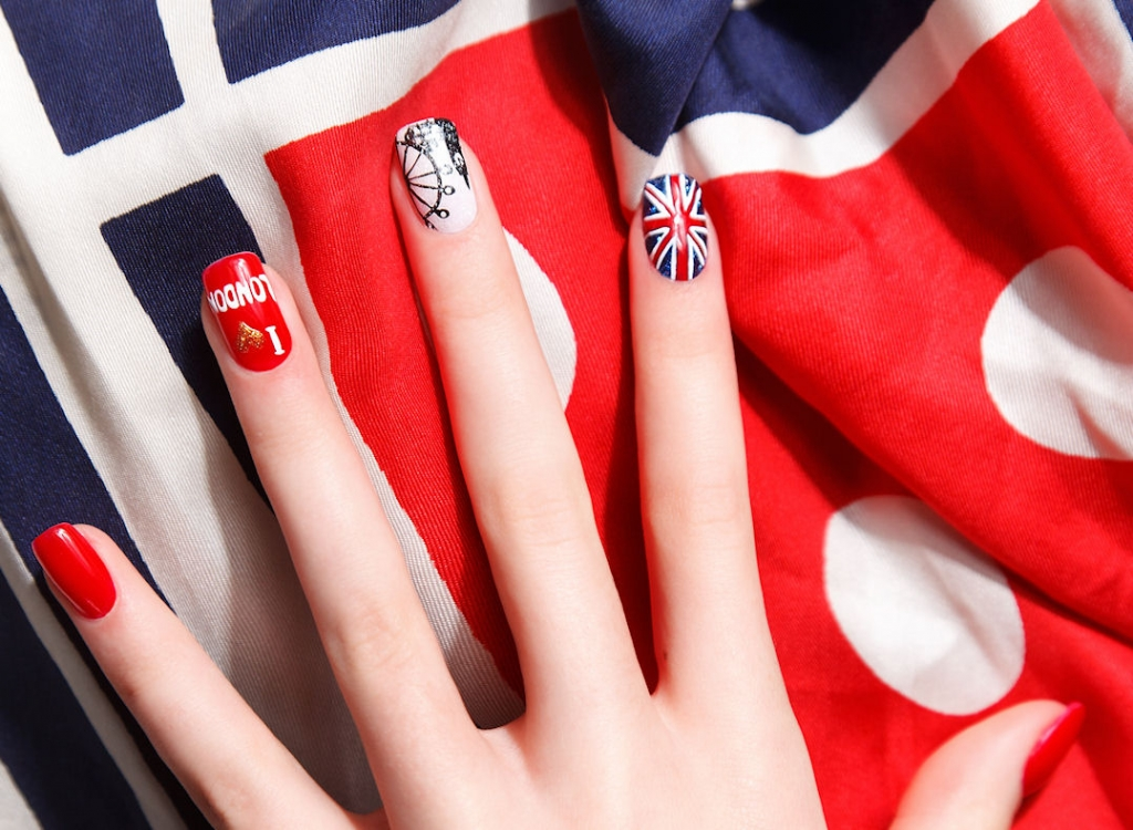 Cute Nail Designs Give Your Inner Girl The Brush And Let Her Have A Go