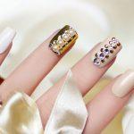 Four shiny designs.
