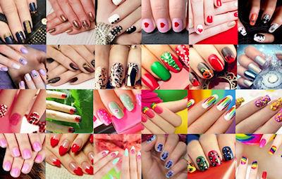 Nail Art Designs.